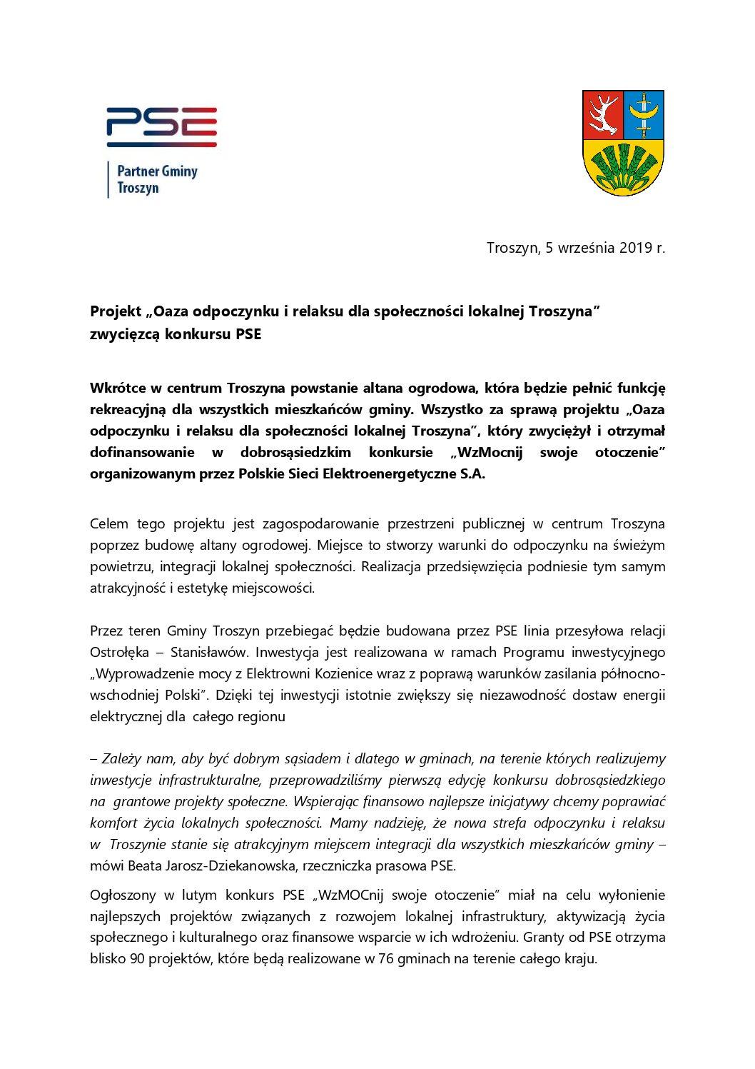 Informacja prasowa Troszyn (2)