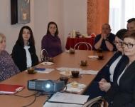 Posiedzenie Zespołu ds. Monitoringu i Ewaluacji