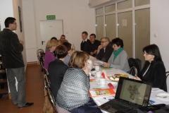 Wdrażanie projektów współpracy - szkolenie 2012