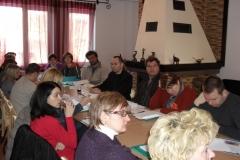 Zasady ubiegania się o dofinansowanie operacji w ramach działania Małe Projekty - szkolenie 2012